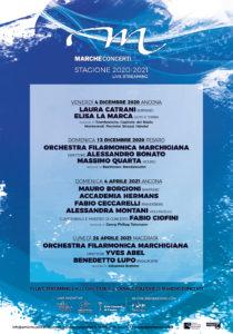Marche Concerti Stagione 2020-21